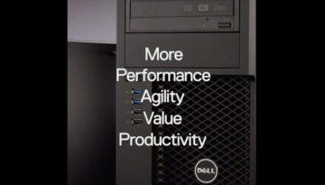 Dell Workstations SocialMedia